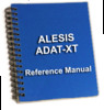 Alesis ADAT-XT Digital Multitrac Reference Manual ebook