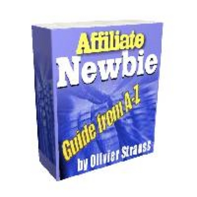 Product picture Affiliate Newbie Guide From A - Z With Resell Rights
