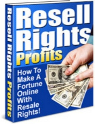 Product picture HOW TO MAKE A FORTUNE ONLINE WITH RESELL RIGHTS