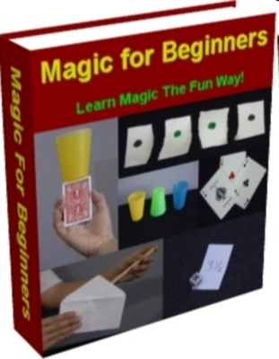 Product picture MAGIC FOR BEGINNERS WITH RESELL RIGHTS